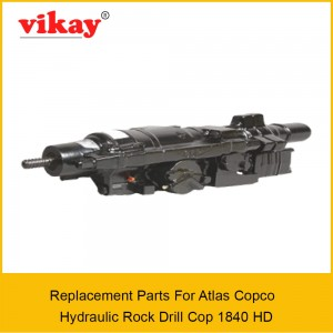 Cop 1840 Hydraulic Rock Drill Replacement Parts