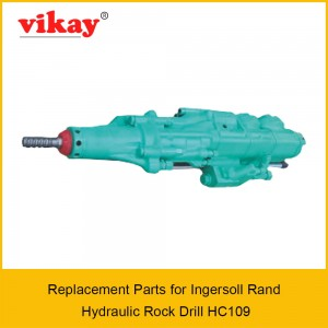 HC 109 Hydraulic Rock Drill Replacement Parts