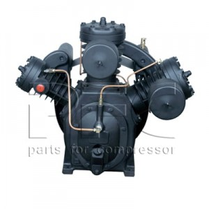20 HP Bare Pump - VK 65T