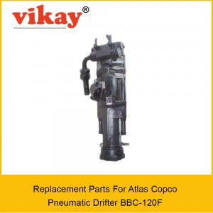 Bbc 120F Atlas copco Pneumatic Drifter Parts