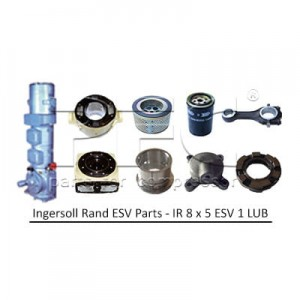 Ingersoll Rand  8 x 5 LUB Air Compressor Parts