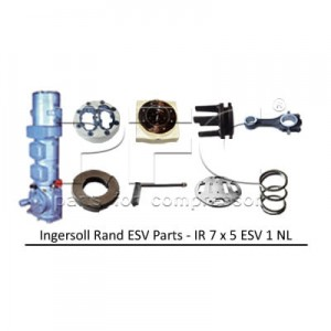 Ingersoll Rand 7 x 5 NL Air Compressor Parts