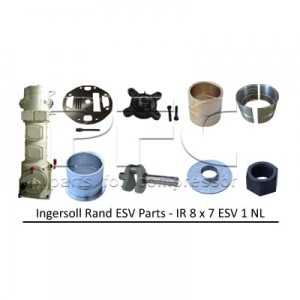 Ingersoll Rand 8 x 7 NL Air Compressor Parts