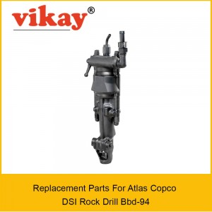 Bbd 94 DSI  Replacement Parts - Atlas copco