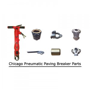 Chicago Pneumatic Paving Breaker Parts