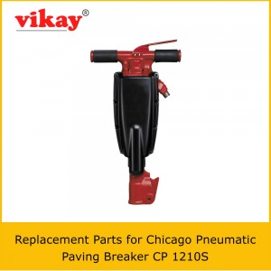 CP 1210S Chicago Pneumatic Paving Breaker Parts