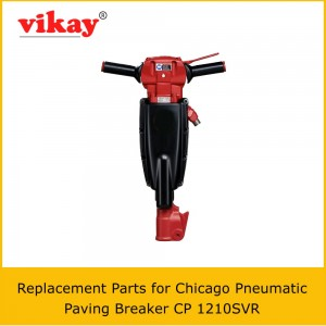 CP 1210SVR Chicago Pneumatic Paving Breaker Parts