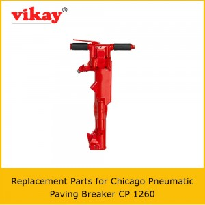CP 1260 Chicago Pneumatic Paving Breaker Parts