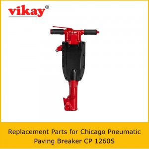 CP 1260S Chicago Pneumatic Paving Breaker Parts
