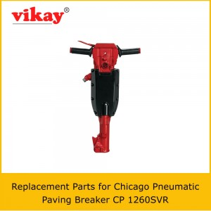 CP 1260SVR Chicago Pneumatic Paving Breaker Parts