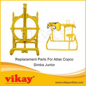 Atlas Copco Simba Junior Replacement Parts