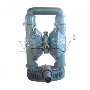 Pneumatic Slurry Pump