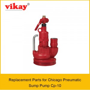 Cp 10 Chicago Pneumatic Sump Pump