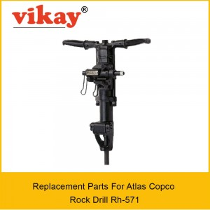 Rh 571 Replacement Parts - Atlas copco