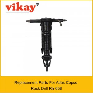 Rh 658 Replacement Parts - Atlas copco