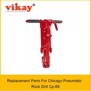 Cp 69 Replacement Parts  - Chicago Pneumatic