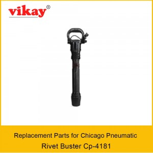 Cp 4181 Chicago Pneumatic Rivet Buster Parts