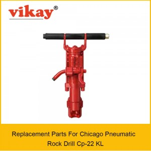Cp 22 KL  Replacement Parts  - Chicago Pneumatic