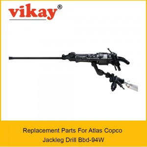 Bbd 94W Replacement Parts - Atlas Copco