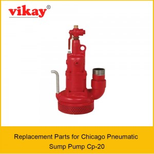 Cp 20  Chicago Pneumatic Sump Pump
