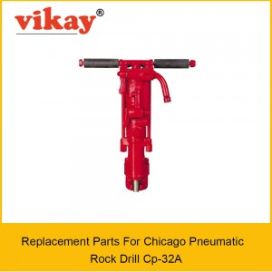 Cp 32A  Replacement Parts - Chicago Pneumatic