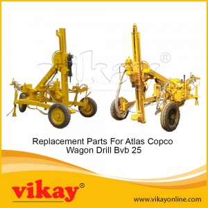 Atlas Copco Bvb 25 Wagon Drill Replacement Parts