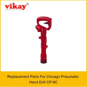 Cp 9C Replacement Parts - Chicago Pneumatic