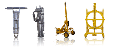 Mining Equipment and Spare Parts